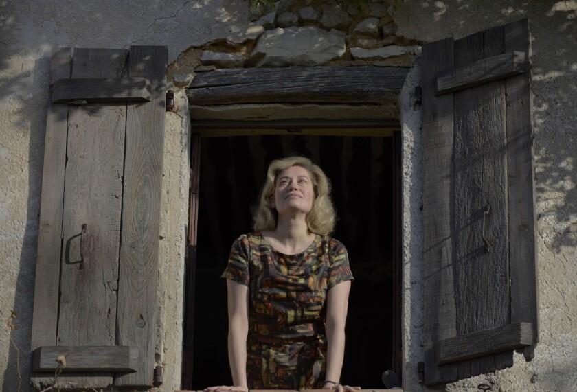 "Emmanuelle Devos in the french biopic ""Violette."""