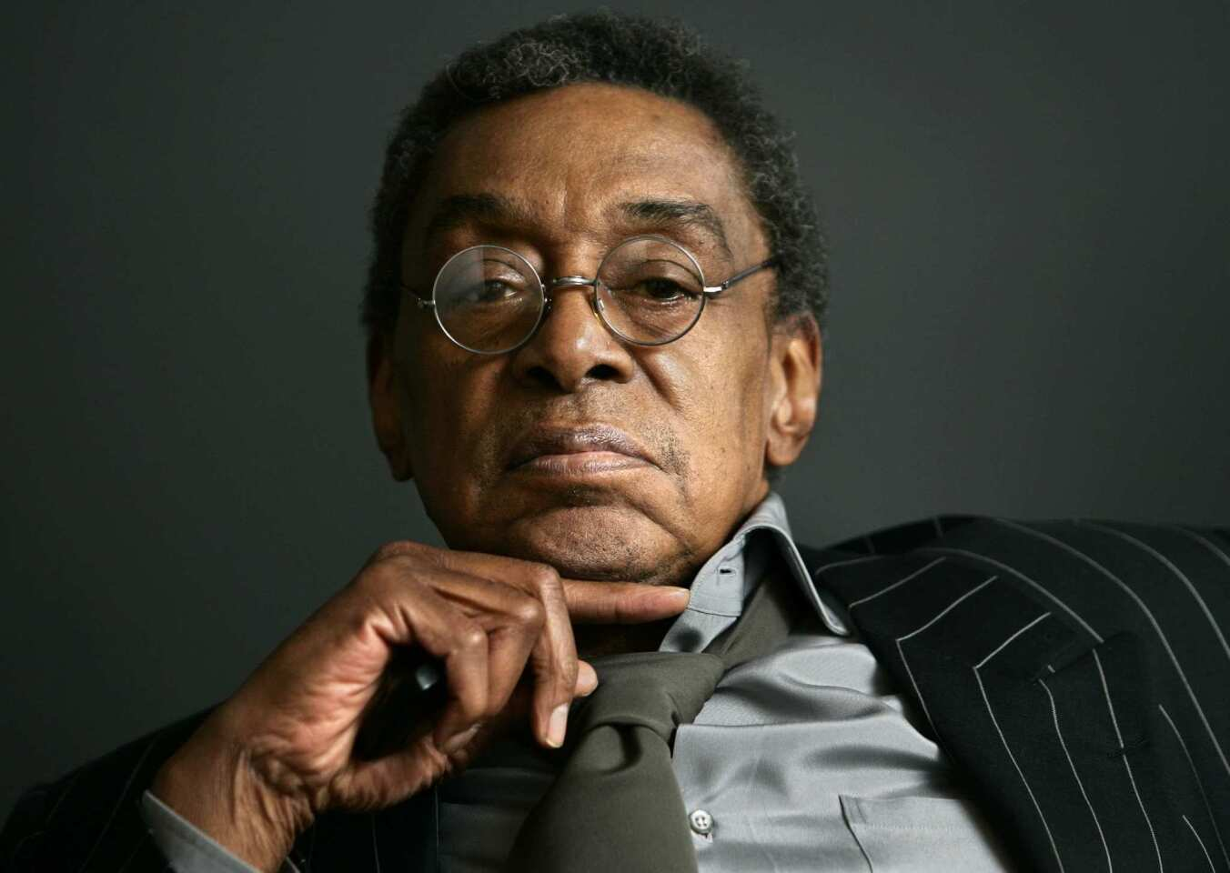 "Don Cornelius, the creator and voice of ""Soul Train,"" has died at age 75. Police found the TV icon dead in his home from an apparent self-inflicted gunshot wound. Sources say there were no signs of foul play."