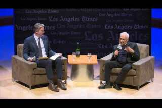 Frank Gehry's thoughts on the Broad? Watch his hilarious groan