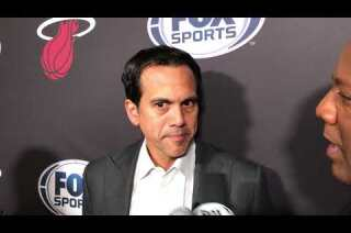 Erik Spoelstra on loss in Denver and what comes next