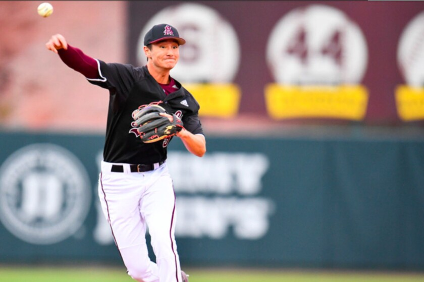 ASU shortstop Alika Williams, a Rancho Bernardo High graduate, is ninth player from RB to be selected in the first round.