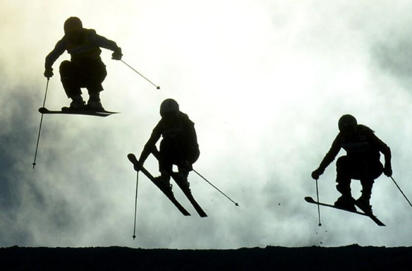 Skicross championships