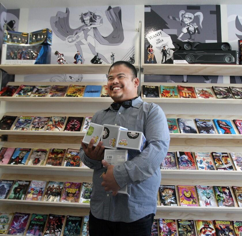 Anthony Dela Cruz at The Perk Nerd