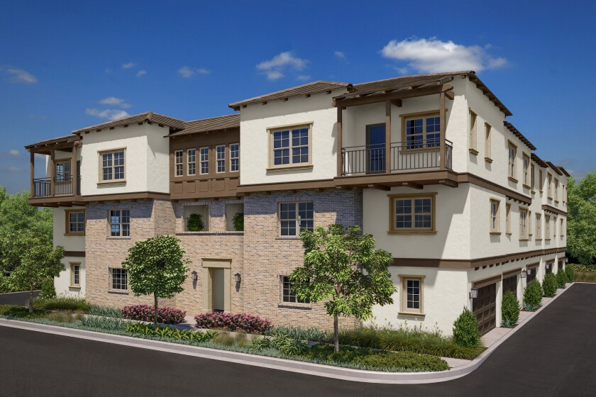 Opening in October, Latitude by Brookfield will offer four different design options ranging from 1,243 to 1,933 square feet with two to three bedrooms and a combination of up to 4.5 bathrooms.
