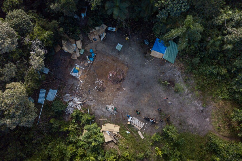 Evicted in Brazil