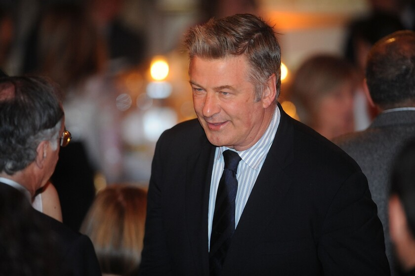 Actor Alec Baldwin had a bad day in New York City on Tuesay