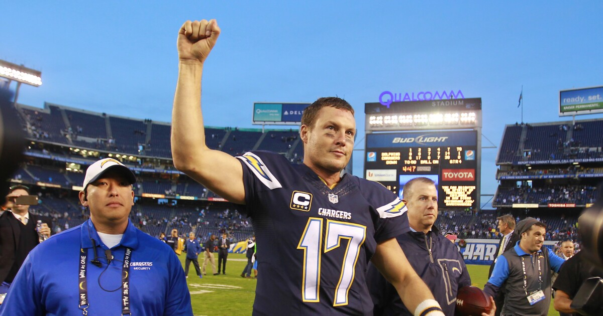 Philip Rivers retiring from NFL after 17 seasons