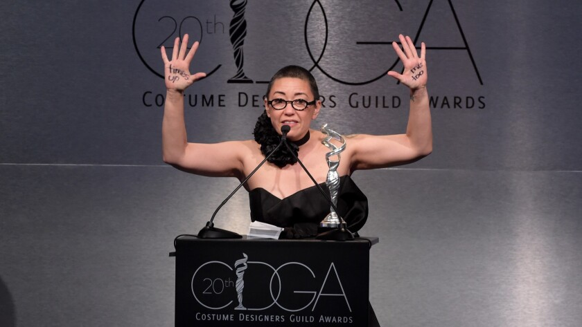 20th CDGA (Costume Designers Guild Awards) - Show and Audience