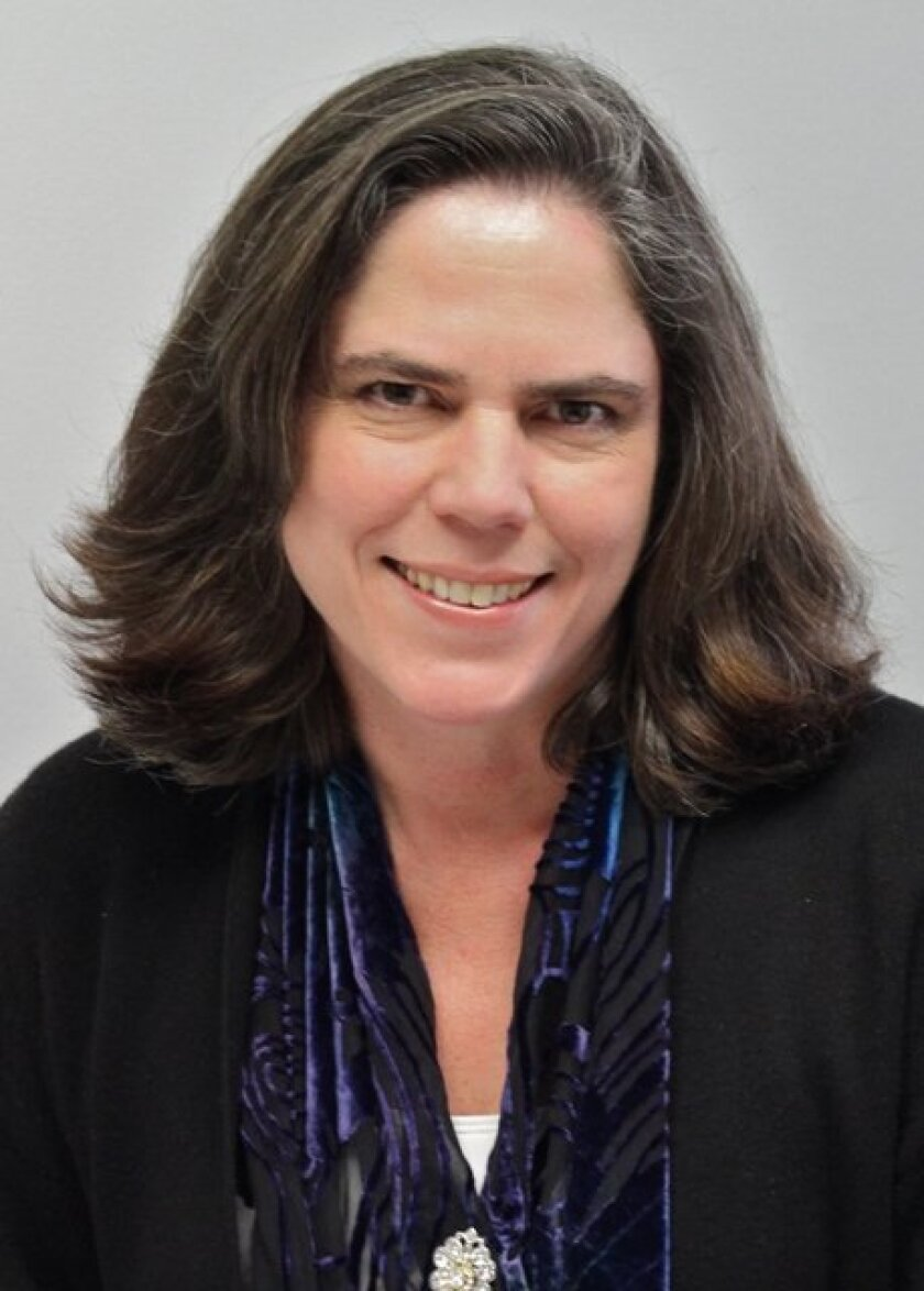Elizabeth Sowell, director of the Developmental Cognitive Neuroimaging Laboratory, part of the Institute for the Developing Mind at Children's Hospital Los Angeles.