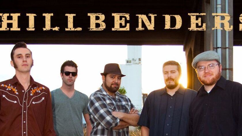"""The HillBenders will play their """"bluegrass opry"""" version of The Who's """"Tommy"""" on July 7 in Pasadena."""