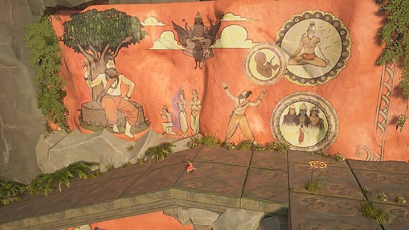 """""""Raji: An Ancient Epic"""" transports players to ancient India."""