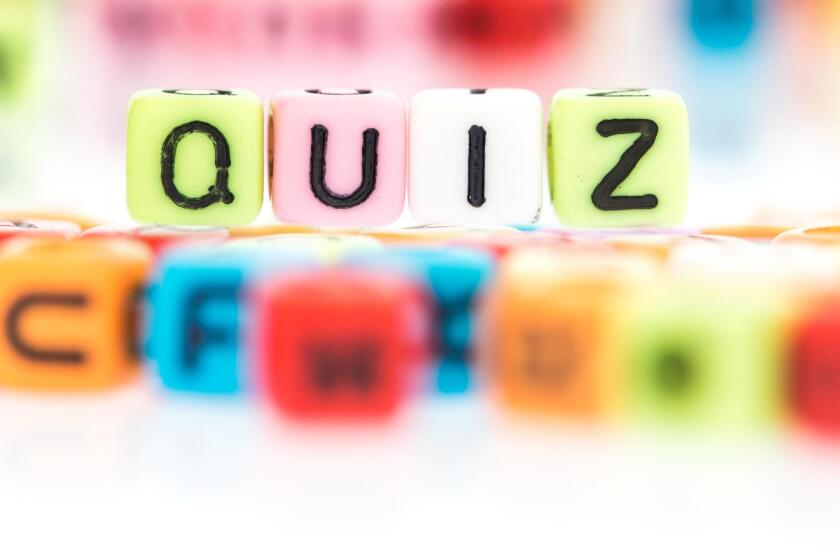 Trivia for Adults: Test your knowledge of movies, music and more, 3 p.m. Friday, Aug. 16 at the PB Library 4275 Cass St. Free. (858) 581-9934. pblibraryfriends.org