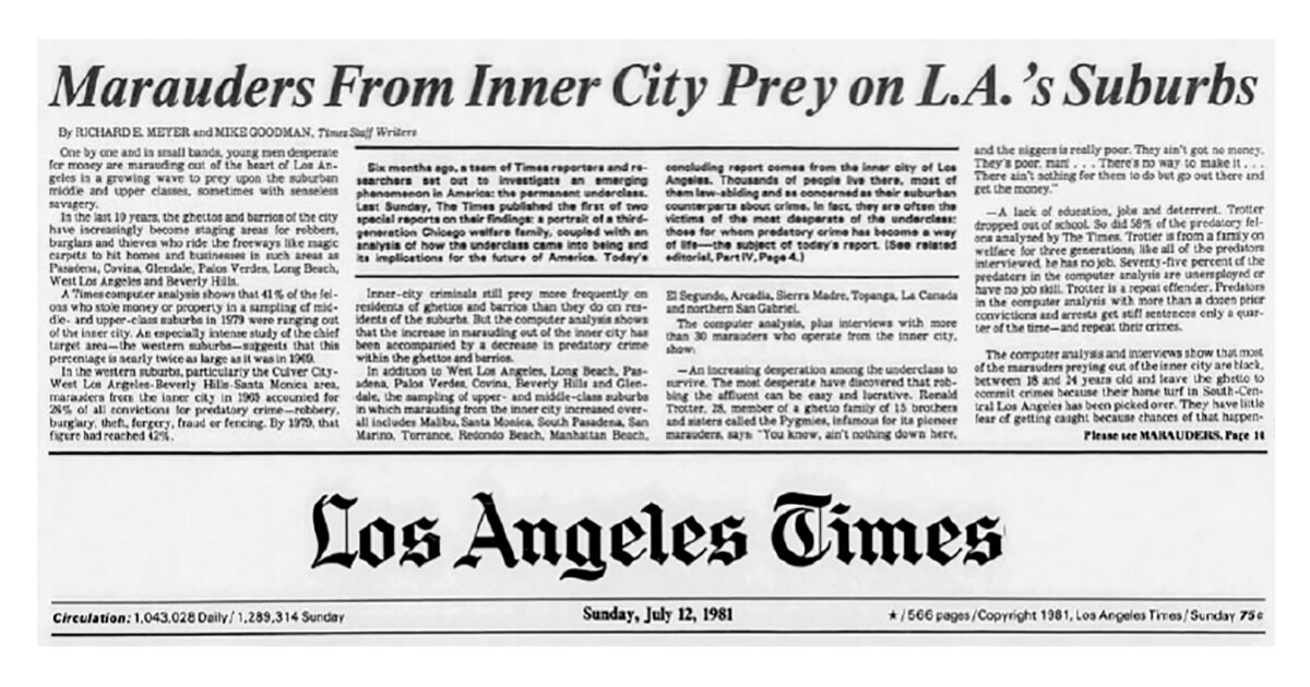 www.latimes.com: L.A. Times apology during a season of reflection
