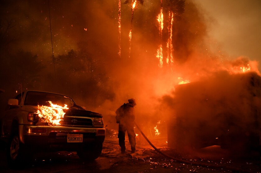 Destructive toll of Southern California fire siege comes into focus