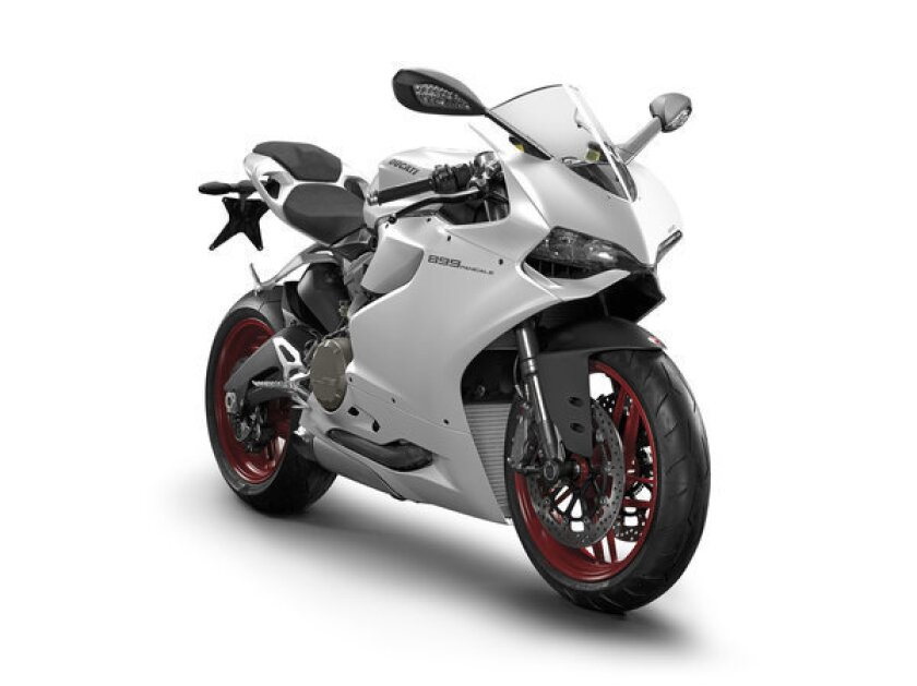 Ducati has unveiled a new version of its flagship race bike, the Panigale.