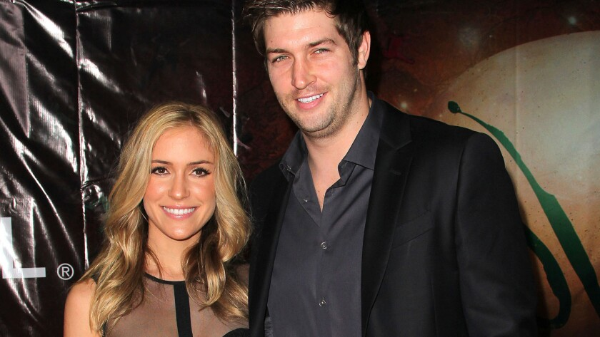 Kristin Cavallari And Jay Cutler List Their Chicago Area Mansion For 4 75 Million Los Angeles Times