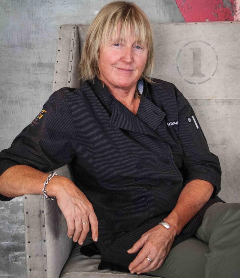 Deborah Scott, executive chef and partner, Cohn Restaurant Group.