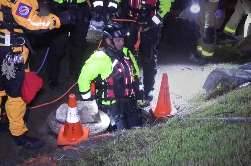 Border crossers rescued