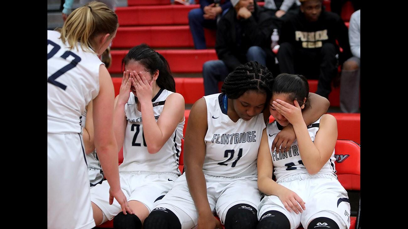 Photo Gallery: Flintridge Prep girls basketball runner up in CIF SS Div. IIIA finals vs. Beverly Hills