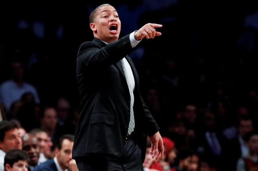 El pasado sábado, Lue, de 40 años, no pudo estar con el equipo en el partido que los Cavaliers disputaron de visitantes ante los Bulls de Chicago y ganaron por 109-114. EFE/Archivo