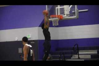 Marvin Bagley III knows how to dunk
