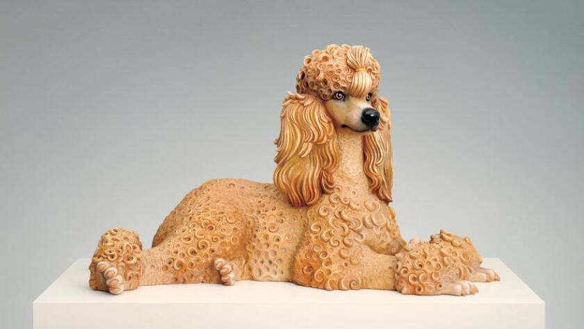 Poodle by Jeff Koons