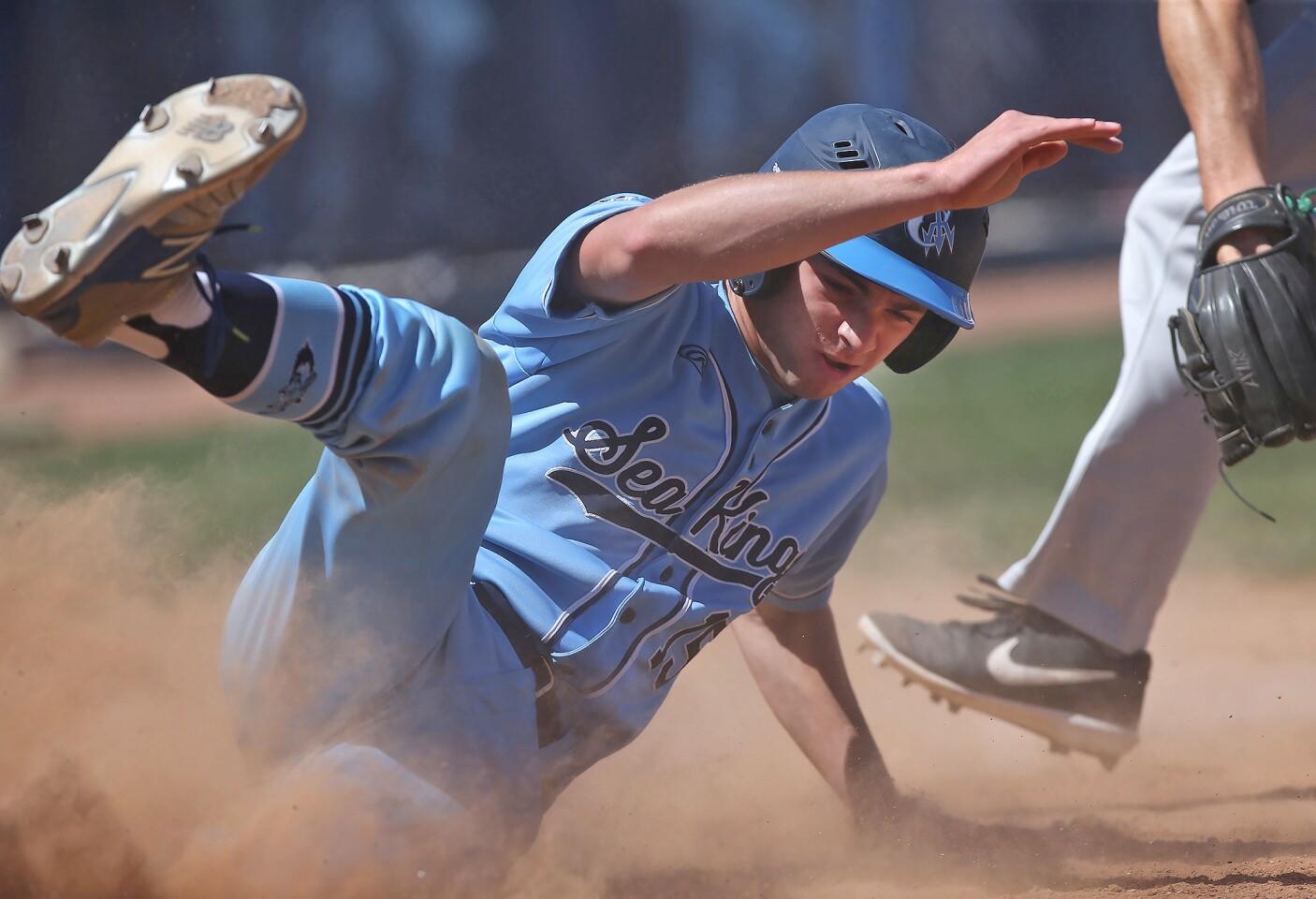 Photo Gallery: Costa Mesa vs. Corona del Mar in baseball