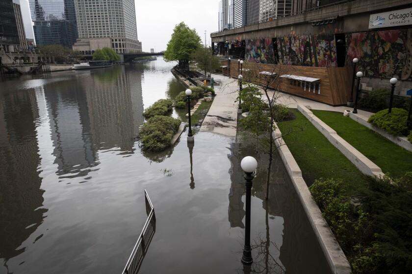 Chicago Flooding