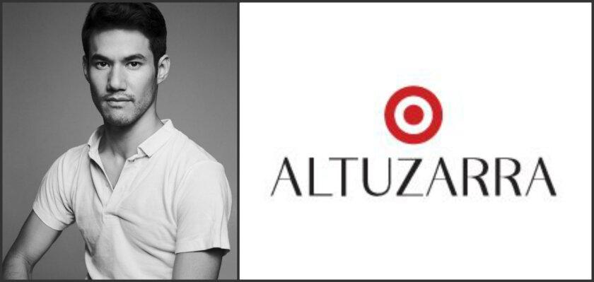 Joseph Altuzarra will design a capsule collection for Target.