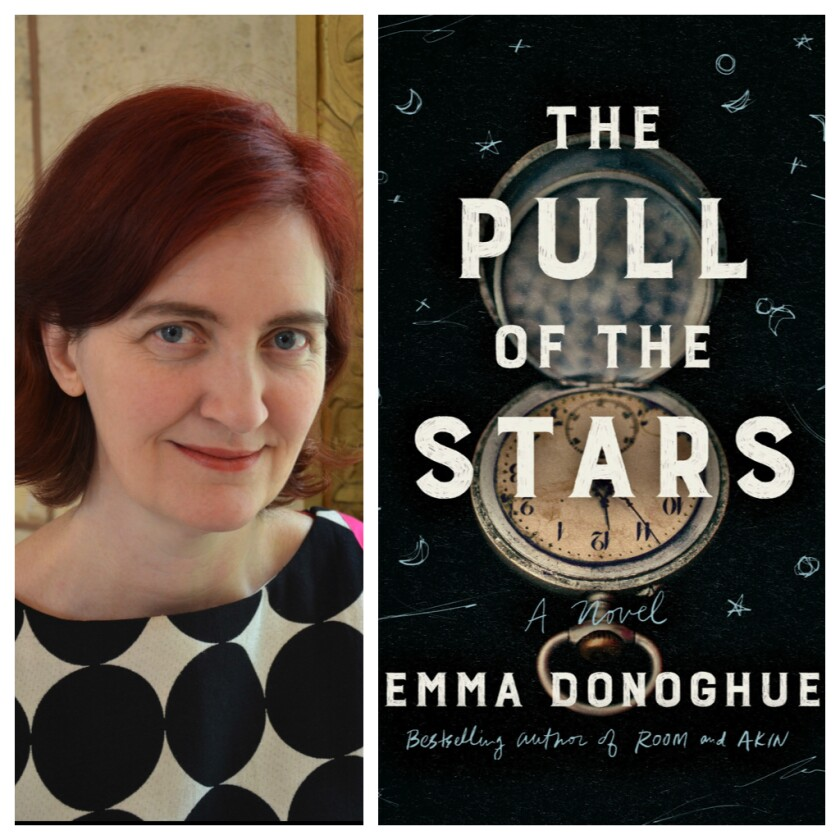 """Emma Donoghue, author of """"The Pull Of The Stars."""""""