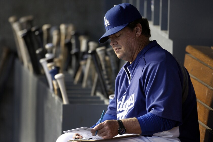 Rick Honeycutt will be back for his 11th season as Dodgers pitching coach.