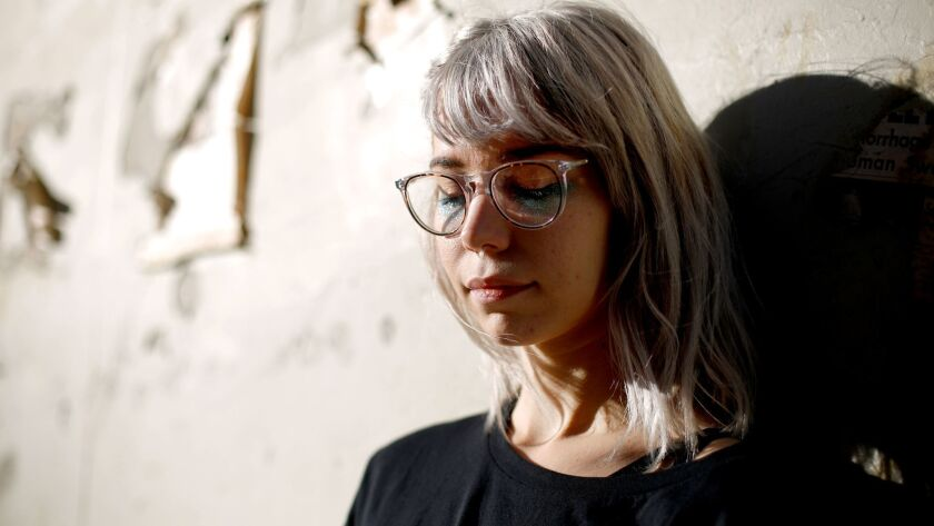 Amber Giles, a.k.a. Mija, is an L.A.-based dance music producer and Skrillex favorite.