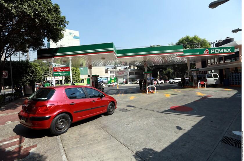 En las principales ciudades del País el impacto en el aumento de las gasolinas en 2017 ser· mucho mayor que el promedio observado a nivel nacional, con precios que llegaron hasta los 18.40 pesos por litro.