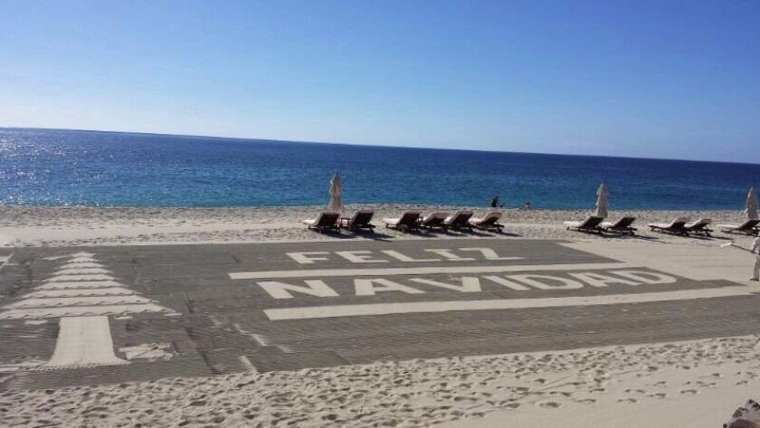 Christmas in Cabo - The San Diego Union-Tribune