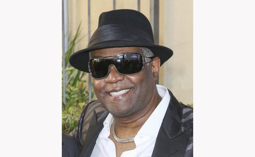 """Ronald """"Khalis"""" Bell asiste a una ceremonia en la que se honró a Kool & The Gang"""