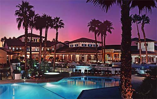 Rancho Las Palmas Resort & Spa hotel