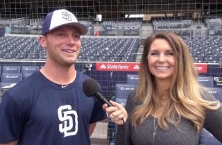 Catching up with Padres pitcher Robbie Erlin