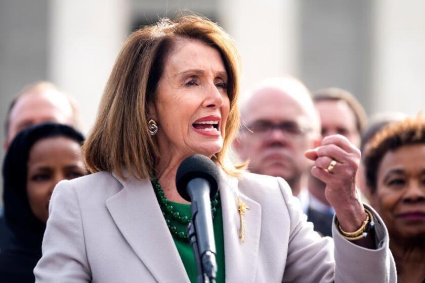 Time destaca a Nancy Pelosi entre los líderes más influyentes de 2018