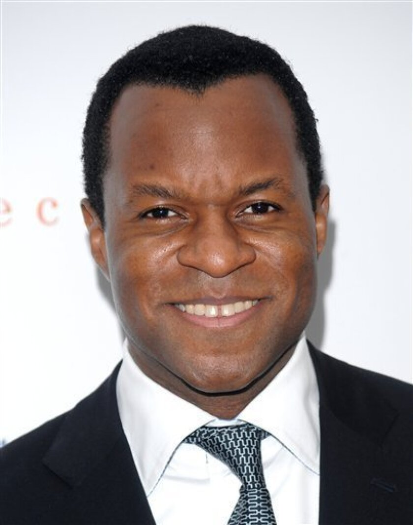 """FILE - In this Nov. 5, 2009 file photo, Geoffrey Fletcher attends a special screening of """"Precious"""" hosted by The Cinema Society and Lionsgate in New York. (AP Photo/Evan Agostini, file)"""