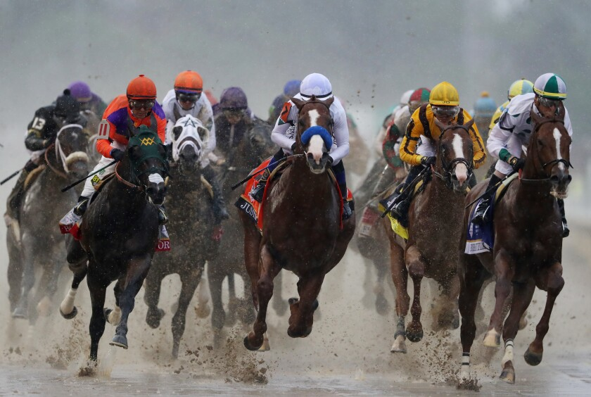 The Kentucky Derby at Churchill Downs will now take place in the first weekend of September.