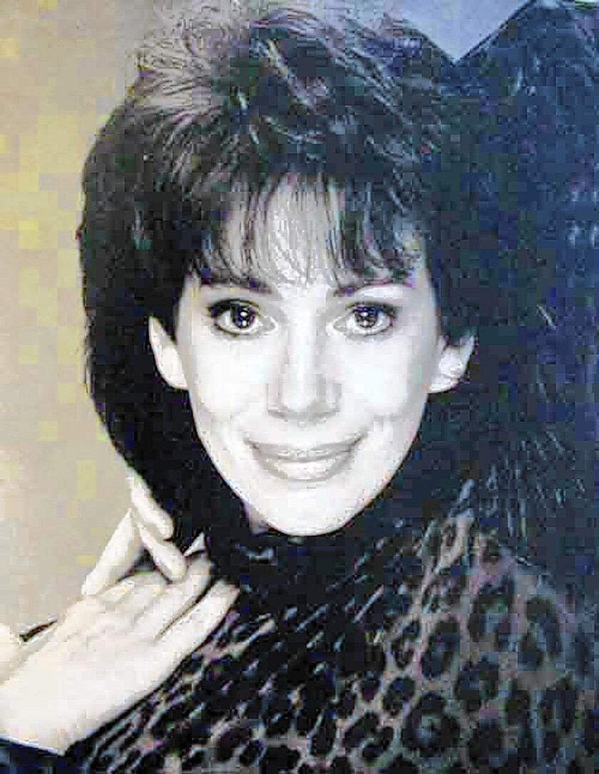 """Joanie Spina was principal performer, choreographer and artistic consultant to David Copperfield for 11 years. """"She developed a different way of having magic seen by the public: more sensual, more dance-driven,"""" Copperfield said."""