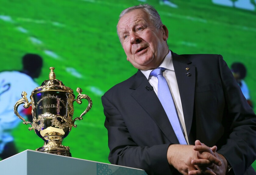 World Rugby Election