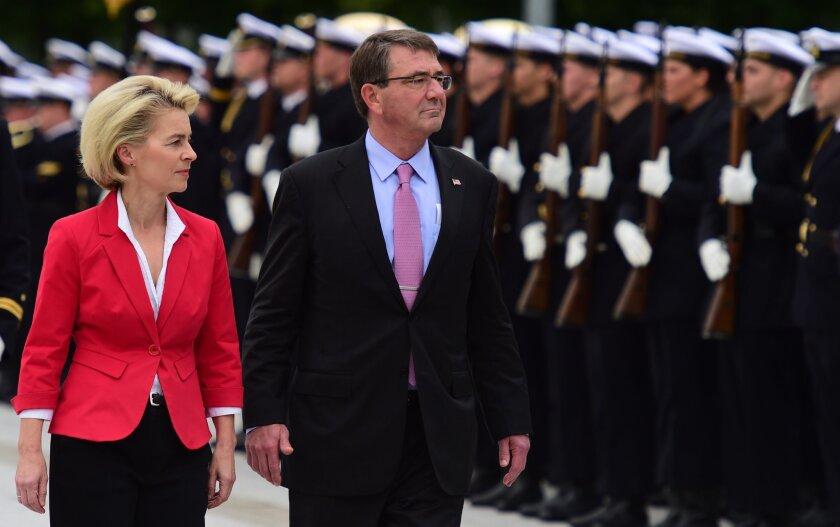 NATO force
