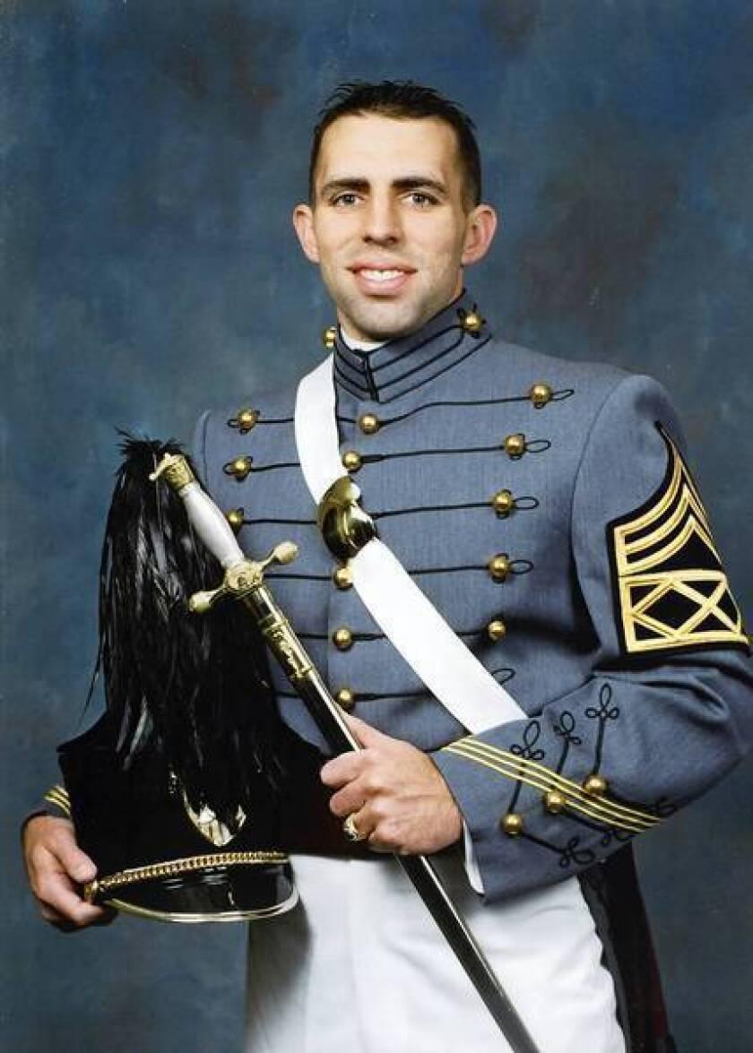 Army Capt. Scott Pace of Brawley dies in Afghanistan