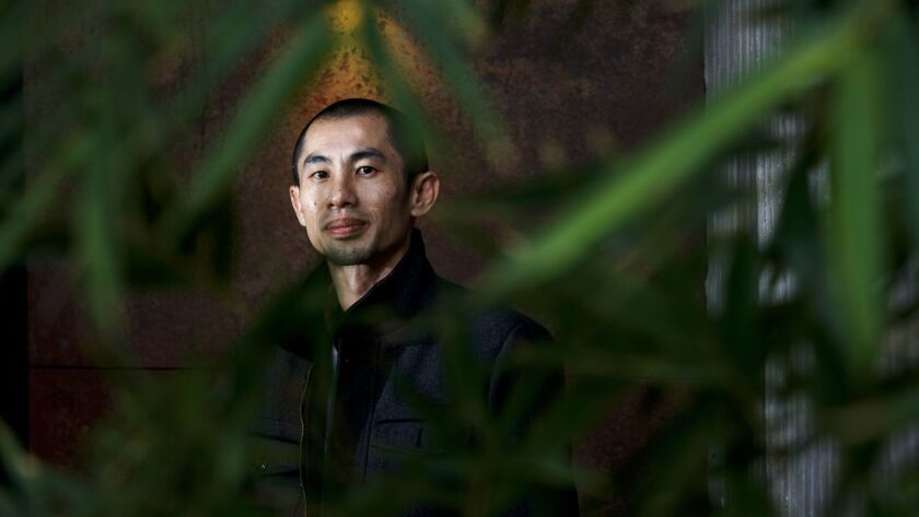 Seibo Shen, founder and CEO of VapeXhale.