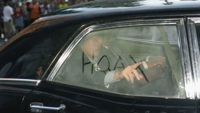 ET.1228.Hoax.01 –– Richard Gere as Clifford Irving in the movie THE HOAX. @@*@@*@@*2007 SNEAKS @@*@@