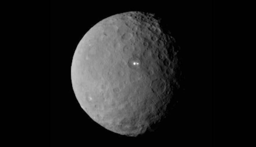 NASA's Dawn mission to Ceres
