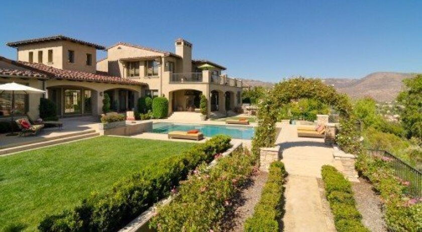 The $3.2 million Rancho Santa Fe 'Dream House