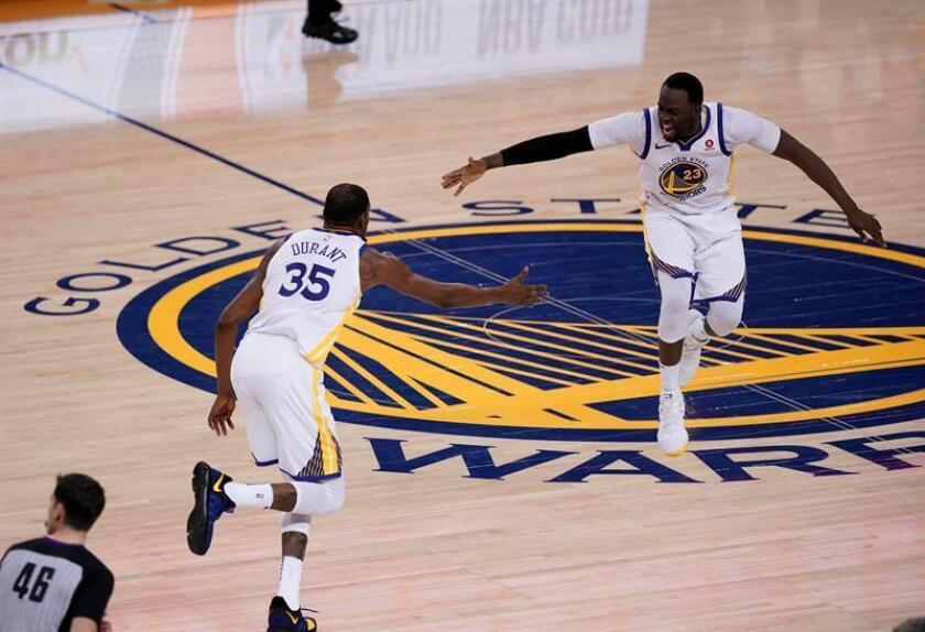 101-109. Durant conduce a los Warriors que vencen a los Wizards