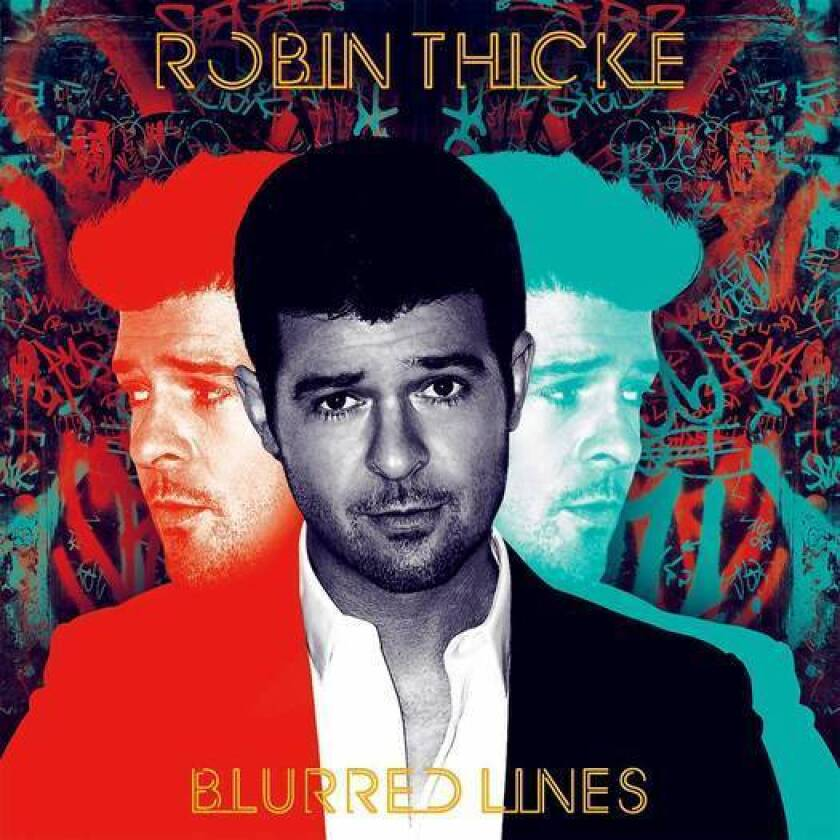 Blurred Lines' tops Spotify streaming for seventh week - Los